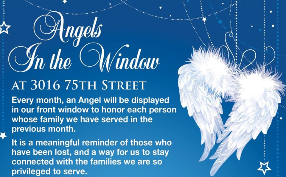 Angels in the Window